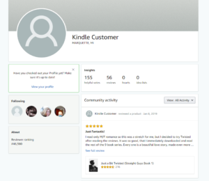 Get Amazon customer review